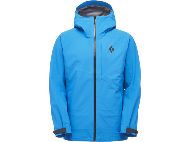 Black Diamond M's Recon Stretch Ski Shell Jacket Bluebird